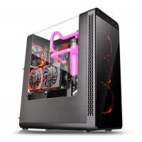 GABINETE Thermaltake View 27 Gull-Wing Window ATX Mid-Tower Chassis